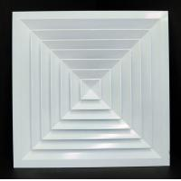 China 4 Way ceiling diffuser wholesale