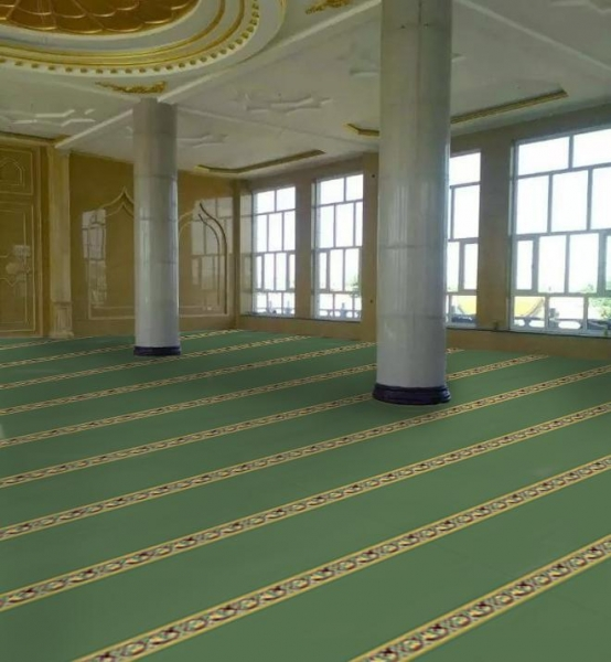 Msl9609 high traffic carpet for mosque of diamondcarpet for Carpet for high traffic areas