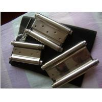 China BATHROOM FITTINGS DOUBLE ACTION SPRING HINGES wholesale