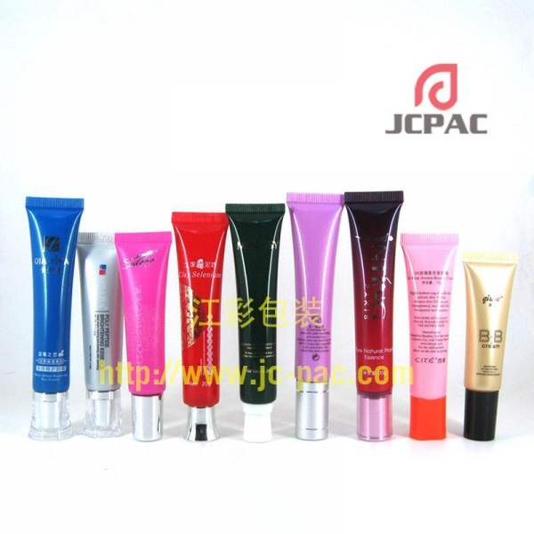 Quality 19mm Empty Plastic Soft Tube for Cosmetic Package for sale