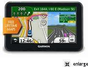 China Garmin nuvi 50LM Portable Travel Assistant w/Lifetime USA Map Updates on sale