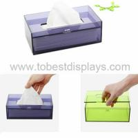 China Contact Now Facial Tissue Box wholesale