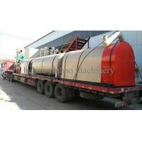 China continuous sawdust carbonization furnace wholesale