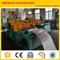 Automatic Fin Forming Machine For Transformer Corrugated Tank