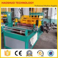 China Corrugated Fin Forming Machine For Transformer Corrugated Tank wholesale