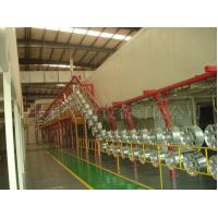 China Automotive wheel coating line Automotive wheel automatic spraying line wholesale