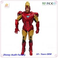 Buy cheap Iron PVC Man movable action figures from wholesalers