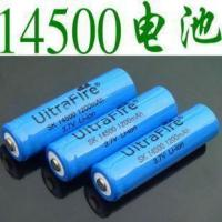China 14500 Lion battery for flashlight on sale