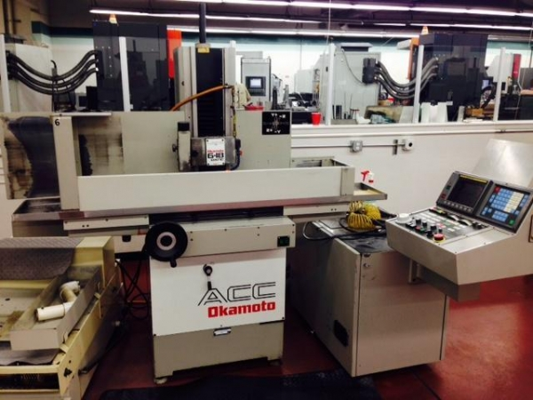 Quality Okamoto 6-18DXNC Cnc Surface grinder for sale