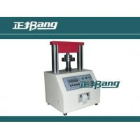 China Wheelchairs Test Series Micro ring crush / side compression strength testing machine wholesale
