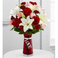 China Rose Lily&Carnation NO.33 deliver flower to shenzhen wholesale