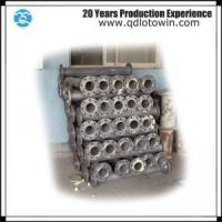 China ISO 2531 Ductile Iron Pipe Fittings Double Flanged Pipes on sale