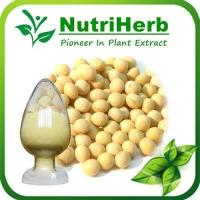 China Organic Soy Bean Extract ,Soybean Isoflavone,Soy Isoflavone,Soybean Extract Powder on sale