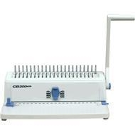 Quality Office Type Manual Plastic Comb Binding Machine(CB200 PLUS) for sale