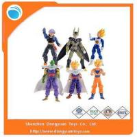 China China Supplier Custom Figure Dragon Ball Z Anime Action Figure wholesale