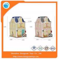 China Polyresin Material and House Shape Piggy Money Box wholesale