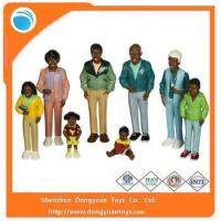 China Marvel Education African American Family Doll Set wholesale