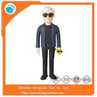 China Custom Made Vinyl Collectible Doll PVC Figure Toy wholesale