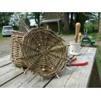 China Basket weaving for beginners - make a round basket - Ceredigion wholesale