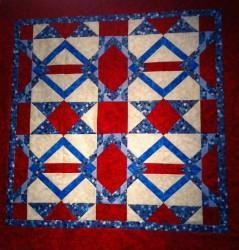 China Patchwork and Quilting City & Guilds Level 2 - Cambridgeshire