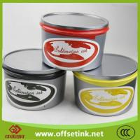 Buy cheap Solvent Silk Screen Transfer Printing Ink (ZHO from wholesalers