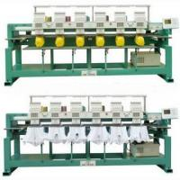 China Cap and T-shirt Computer Embroidery Machine Price on sale