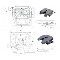 China Other Trailer Parts TND Fifth Wheel Series on sale
