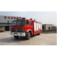 China Dongfeng 153 6000liters water tanker fire fighting truck on sale