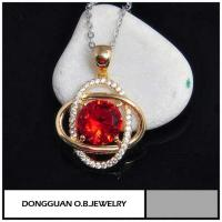 China Pendants P3077 New Designs Cheaper Designs Pendant Necklace wholesale