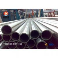 China Nickel Alloy Boiler Tube ASTM B444 UNS N06625 wholesale