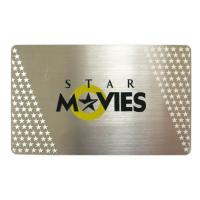 Buy cheap Superb metal name cards always leave good impression to the recipients from wholesalers