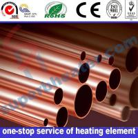 China High Quality Copper Pipe Tube Use for Heating Element Tubular Heaters on sale