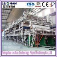 Buy cheap CE Certification and New Condition toilet paper machine Specialized for manufacturer toilet tissue from wholesalers