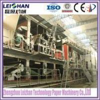Buy cheap Single side corrugated carton paper making machine from wholesalers