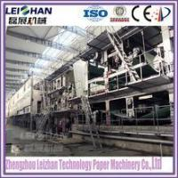 Buy cheap Multi player corrugated medium paper machine for paper recycling from wholesalers