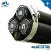 10kv 35kv aerial cable with PE/XLPE insulation