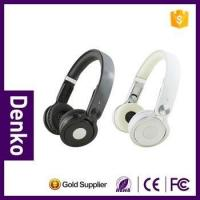 China 2015 Hot sale music best quality headphones by Denko on sale