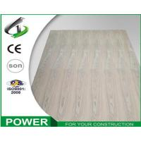 China Raw Materials Ash Veneer Plywood on sale
