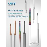 China Micro End Mills for Carbon Fibre on sale