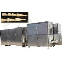China Automatic Waffle Cone Making Machine for Sale on sale