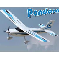Buy cheap Freewing Pandora 4 in 1 Blue 1400mm Wingspan Trainer PNP Rc Airplane from wholesalers