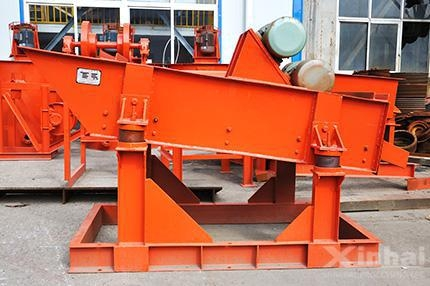 China Linear Vibrating Screen