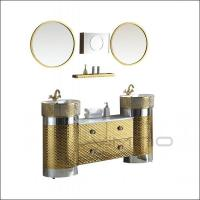 Buy cheap Vimino Stainless Steel Bathroom Cabinet from wholesalers