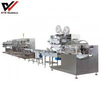 Buy cheap Single Piece Package Wet Wipe Making Machine from wholesalers
