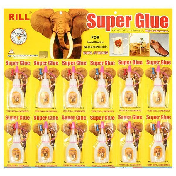 China Instant Super Glue1