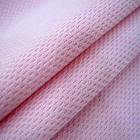 Buy cheap 100% Polyester Bird Eye Sportswesr Fabric from wholesalers