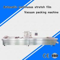 Quality DLZ-420 automatic continuous stretch film vacuum packing machine for sale