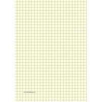 Buy cheap Printable Graph Paper - Light Yellow - Three Quarter Inch Grid - A4 from wholesalers