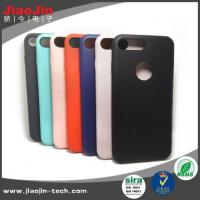 China Personalized Soft Silicone Rubber Cell Phone Back Cover for iPhone wholesale