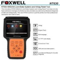 China Foxwell NT630 ABS & ARIBAG RESET TOOL AutoMaster Pro ABS Airbag Reset Tool Air Bag Crash Data Reset on sale